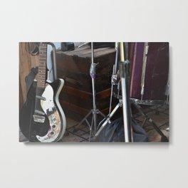 The Jams Metal Print