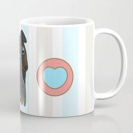 Rylee the Min Pin Coffee Mug