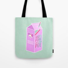 Unicorn Pee Tote Bag