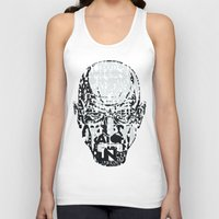 quotes Tank Tops featuring Heisenberg Quotes by RicoMambo