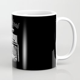 LEMMY's - Motor Head - Murder one - 1976 Marshall Super Bass Head Coffee Mug
