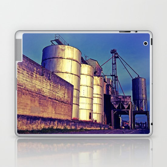 South Tacoma grain depot Laptop & iPad Skin