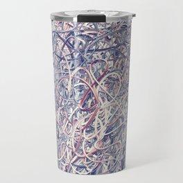 Digital Pollocks Travel Mug