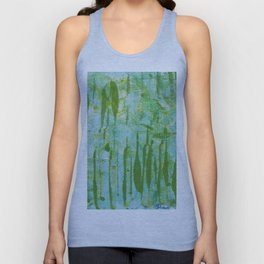 Abstract No. 127 Unisex Tank Top