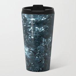 Enchanted blue Travel Mug