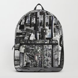 tinkered only subtly in an effort to blur the seam Backpack