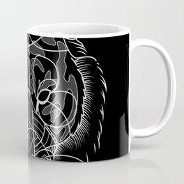 Tiger B&W Coffee Mug