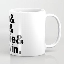 Soul Men A Coffee Mug