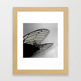 MINUTIAE / 04 Framed Art Print