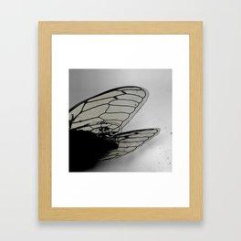 MINUTIAE / 04 Framed Art Print