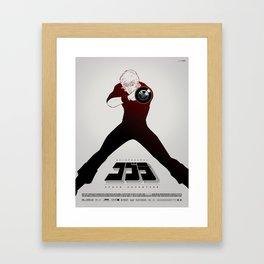 FILM Nº001 Framed Art Print