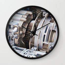 Gears automatic transmission Wall Clock