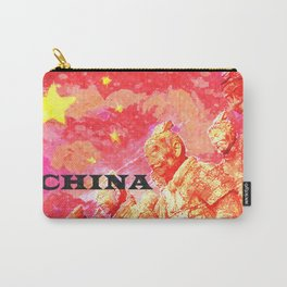 China Carry-All Pouch