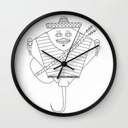 Fiesta Stingray Wall Clock