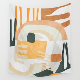 Abstract Art 10 Wall Tapestry