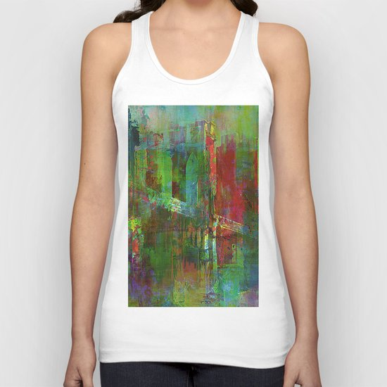 Under the Bridge Unisex Tank Top