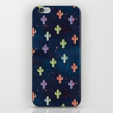 Catctus Space iPhone & iPod Skin