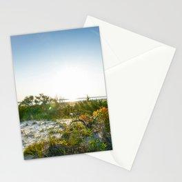 Beach - Long Beach Island, New Jersey Stationery Cards
