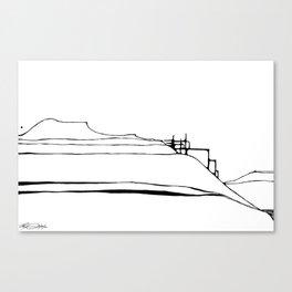 Landscape 071812 Canvas Print