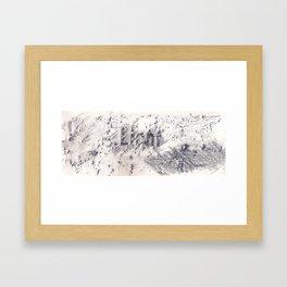 light no.2 Framed Art Print