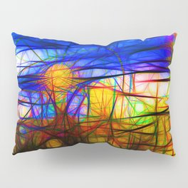 Fairground Pillow Sham