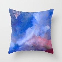 Enkaustikos Throw Pillow