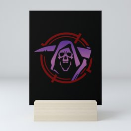 Sharpshooter Mini Art Print