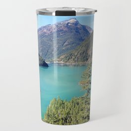 Diablo Lake Travel Mug