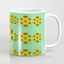Sun flowers for the soul at peace Coffee Mug