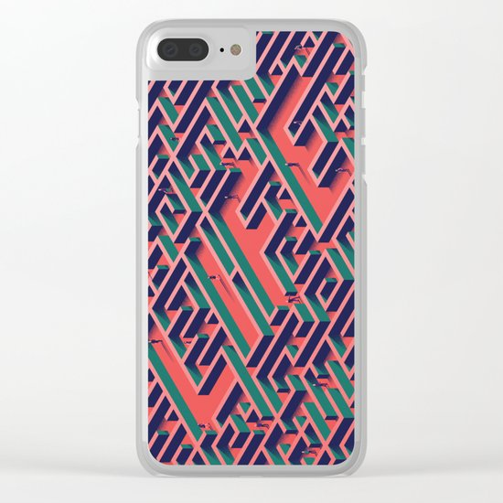 Making Your Way Clear iPhone Case