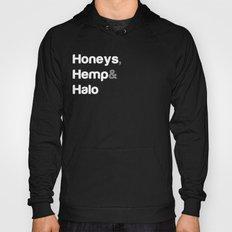 Honeys, Hemp & Halo Hoody