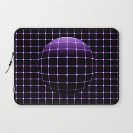 Sphere and Dots Laptop Sleeve