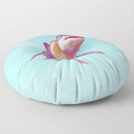 Lemon Shark Floor Pillow