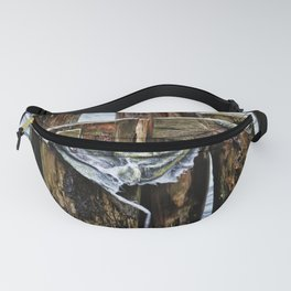 Tattered And Torn Fanny Pack