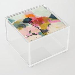 paysage abstract Acrylic Box