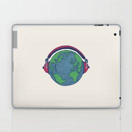 World Music Laptop & iPad Skin