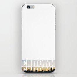 ChiTown iPhone Skin
