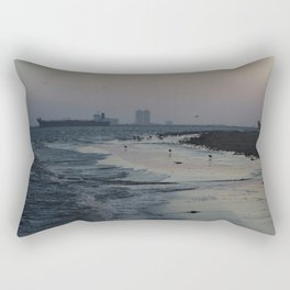 Shores of Texas Rectangular Pillow