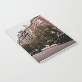 Boston Streets // Notebook