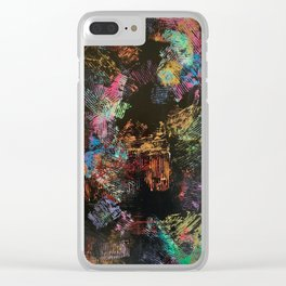 Stage at Night Clear iPhone Case