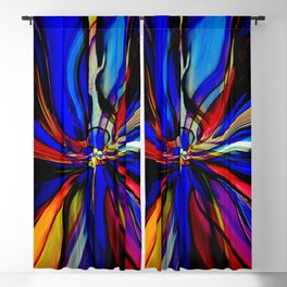 Adam and Eve Blackout Curtain
