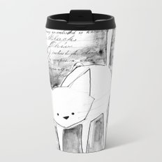minima - deco cat Metal Travel Mug