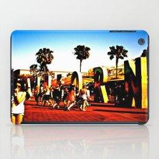 california adventuring iPad Case