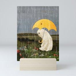 Making Friends Mini Art Print