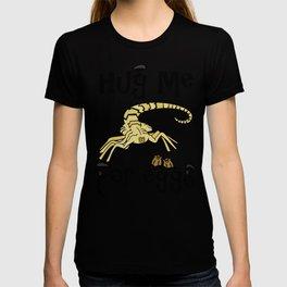 Hugs for EGGS! Aliens T-shirt