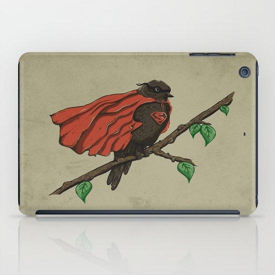 Super Bird iPad Case