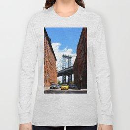 That Brooklyn View - The Empire Peek Long Sleeve T-shirt