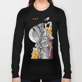 Space FLO Long Sleeve T-shirt