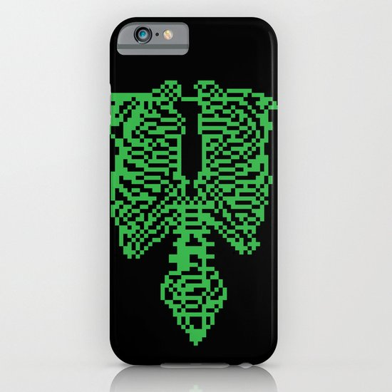 This is Pixel Tap iPhone & iPod Case