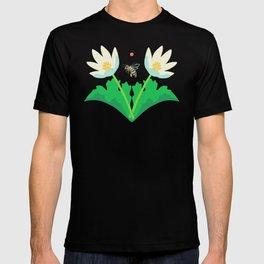 Honey Bee + Bloodroot T-shirt
